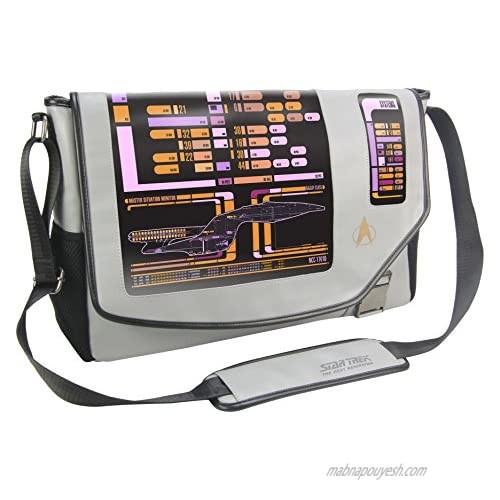The Coop STNL458 Star Trek: The Next Generation - PADD Messenger Bag