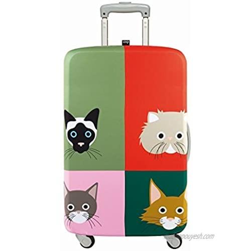 LOQI STEPHAN CHEETAM Cats Luggage Covers