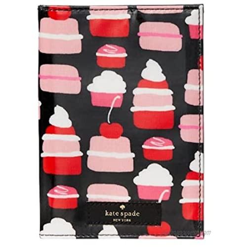 Kate Spade New York Daycation Passport Holder Mini Pastries