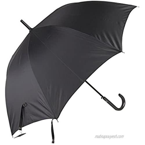 Shinobiya Traditional Japanese Umbrella Windproof Black