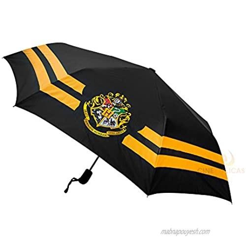 Harry Potter Umbrella - Auto Open - Official License - Cinereplicas (Hogwarts)