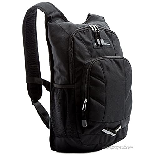 Everest Mini Hiking Pack  Black  One Size