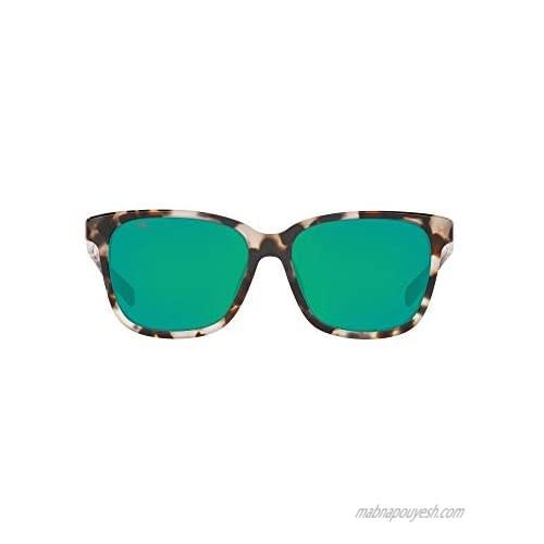 Costa Del Mar Women's May Round Sunglasses