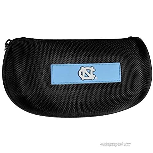 NCAA North Carolina Tar Heels Hard Shell Glasses Case  Black