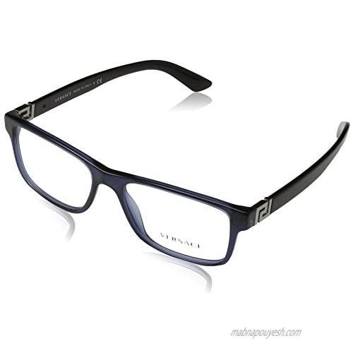 Eyeglasses Versace VE 3211 5111 TRANSPARENT BLUE