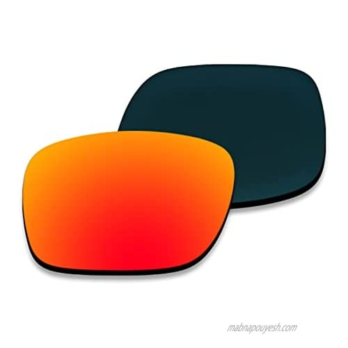 AHABAC Lenses Replacement for Vonzipper Elmore Frame Varieties - Polarized & Anti-Reflective & Water repel