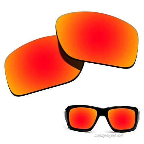 iMaiDein Polarized Sunglasses Lenses Replacement for Costa Del Mar Rincon 100% UV Protection-Variety Colors
