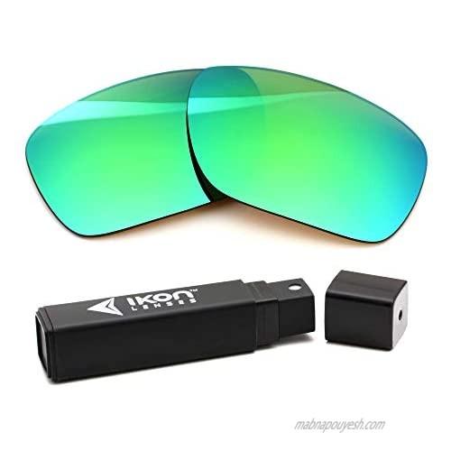 IKON LENSES Replacement Lenses For Costa Jose (Polarized) - Fits Costa Del Mar Jose Sunglasses