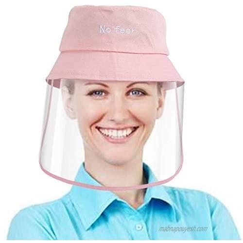 121Fruit Way Unisex Fisherman Hat Detachable Wide Brim Hat Bucket Hat for Outdoor Use