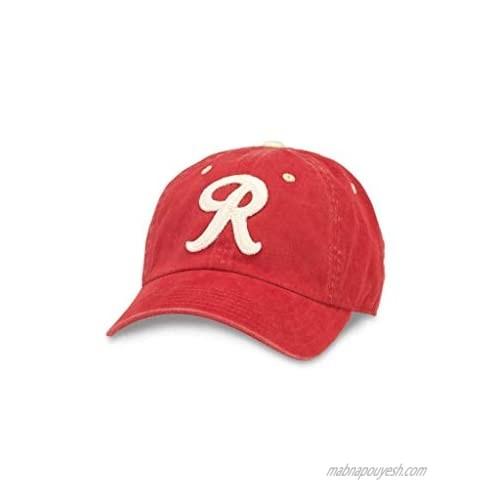 AMERICAN NEEDLE Archive MiLB Minor League Baseball Team Cap Buckle Strap Dad Hat