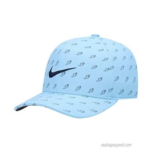 Nike Men's Light Blue U.S. Open Classic 99 Flex Performance Hat