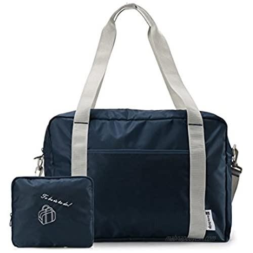Cross Body Bags Shoulder Handbag Pouch Multi Pocket Travel Storage Pick Bag (Navy-XL)