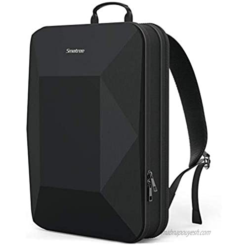 Smatree Laptop Backpack for Men  Business Travel Laptop Backpack  Shock Protective Slim Laptop Bag for 16 inch MacBook Pro  Macbook Pro 2019 2018 2017 and More 12.9/13/14/15/15.4/15.6 inch Laptop