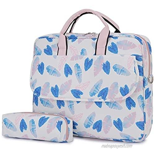 Laptop Messenger Bag Lightweight Women Laptop Case fit 13 14 15.6 Inch Computer